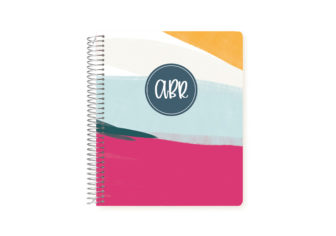 Plum Paper Personalized Notebooks